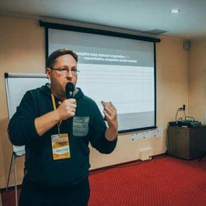 Павел Лысый на LvivIcamp - Получи совет