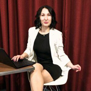 Анастасия Коробова - бизнес эксперт